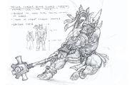 Triune Leader Blood Guard Artwork