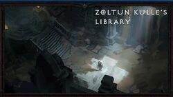 Zoltun Kulle's Library