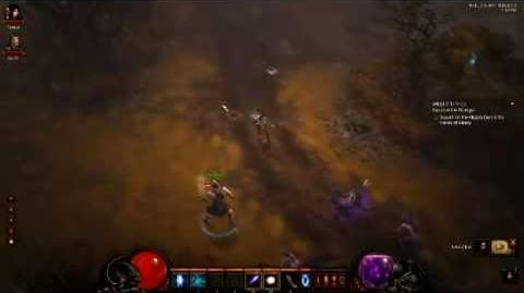 !*SPOILER*! Let's Play Diablo 3 Ep 10 -Tempus (What is the fallen star?)
