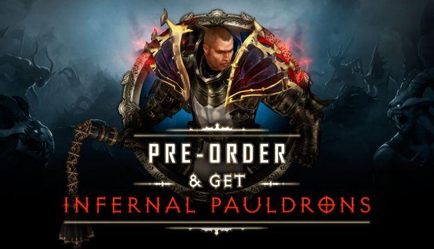 Infernal Pauldrons