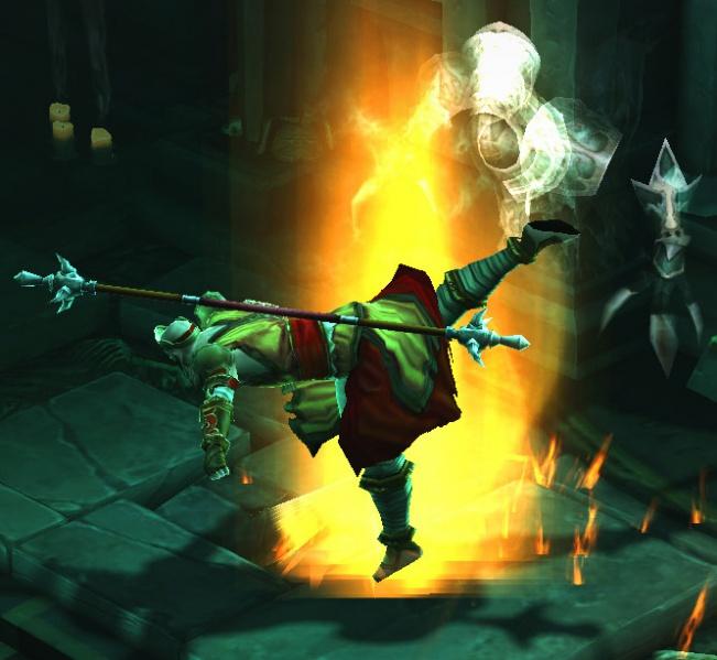 Lashing Tail Kick   Diablo Wiki   FANDOM powered by Wikia