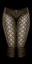 Unique pants set 11 x1 monk female