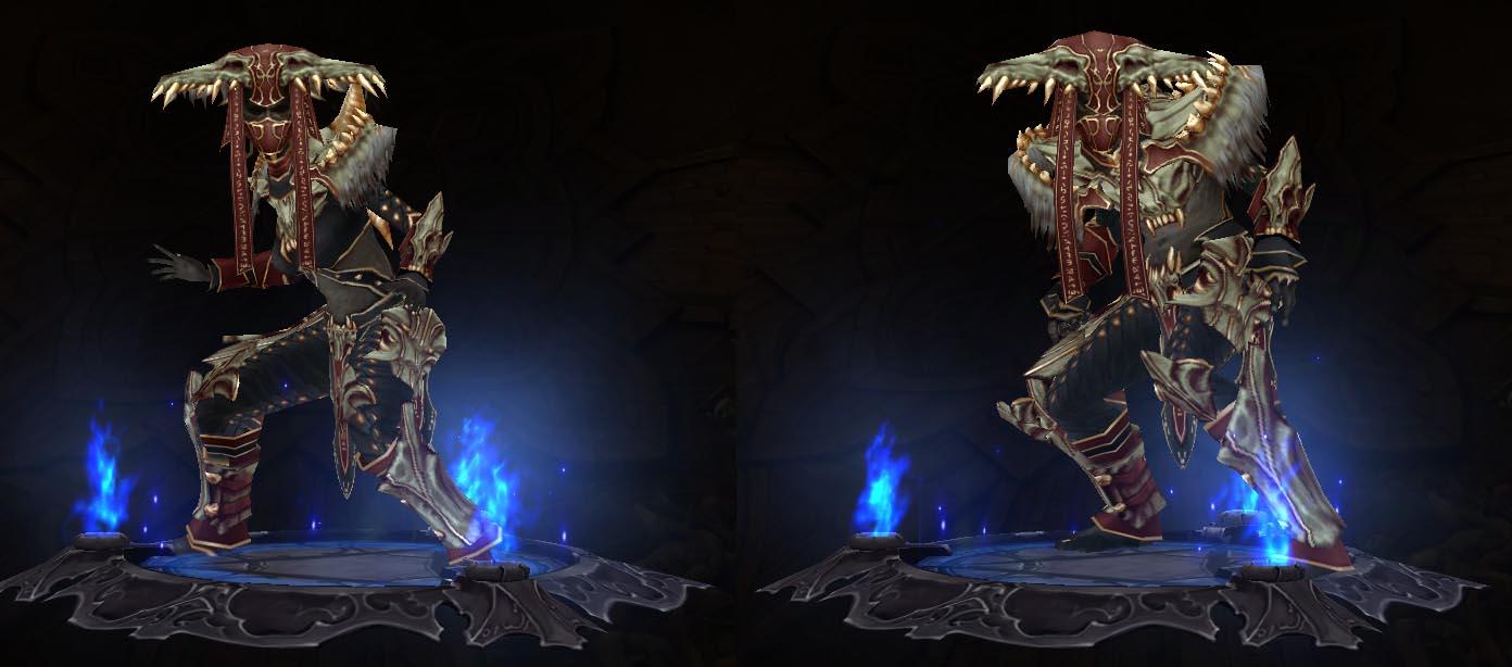 diablo 3 reaper of souls infernal machine of bones
