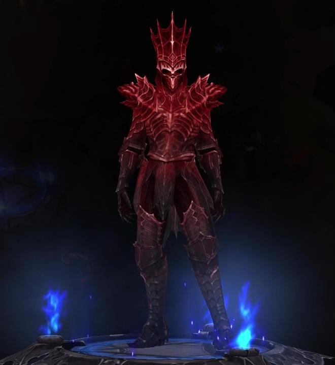 Diablo  Build Necromancien Trag Oul