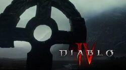 Diablo IV - Cinemática del anuncio Con tres comienza