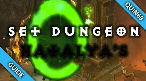 Diablo 3 Set Dungeon - Natalya's Vengeance (Mastery How To Patch 2.4)