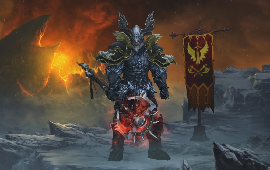 immortal king set