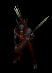 Dark moon clan impaler
