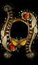 D3 Portrait Frame Blood Shard - Conqueror