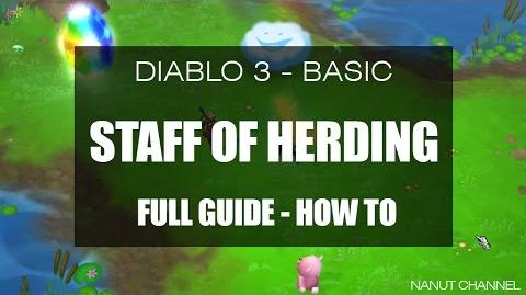 Diablo 3 Staff of Herding Whymsyshire Full Guide