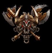 D3 Crest Barbarian