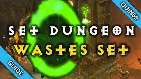 Diablo 3 Set Dungeon - Wrath of the Wastes (Mastery How To Patch 2.4)