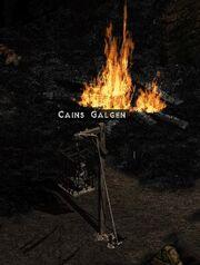Cains Galgen