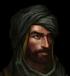 MaleCaldeum2a Portrait