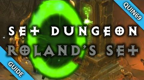 Diablo 3 Set Dungeon - Roland's Legacy (Mastery How To Patch 2.4)