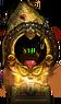 D3 Portrait Frame Treasure Goblin - Conqueror