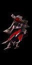 Archon Spaulders (Barb)