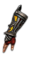 Warlord Gauntlets (Monk)