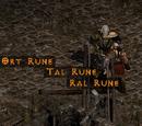 Ancient's Pledge Rune Word