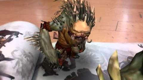 루리웹 iOS용 '블리자드 증강현실 뷰어(Blizzard AR Viewer)' 플레이 HD 동영상