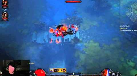 How to break Diablo 3 - Blackfeather Glitch