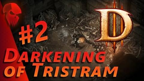 Darkening of Tristram 2 - The Skeleton King Diablo Anniversary Event! QELRIC