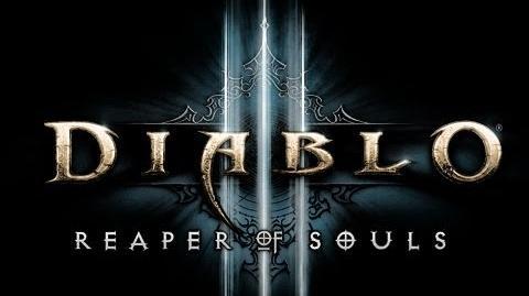 Diablo III Reaper of Souls -- Trailer Cinemático