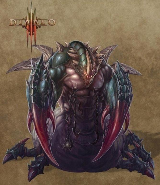 Image - Duriel Diablo III.jpg | Diablo Wiki | FANDOM ... Baal Diablo 3