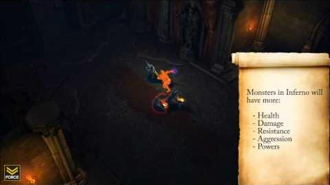 Diablo 3 - Inferno Difficulty - Announcement