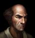 MaleBald Portrait
