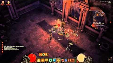 Hardcore Monk - Inferno Jondar kill and Strat - Diablo 3