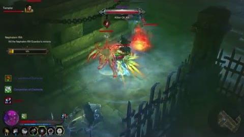 Diablo Iii Reaper Of Souls – Ps4 - Nemesis Warning Horn