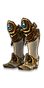 Astral Greaves (Crus)