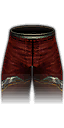 Warlord Leg Plates (Monk)