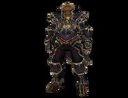 Legend of Ganondorf - Barbarian