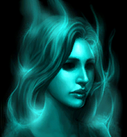 GhostFemale Portrait