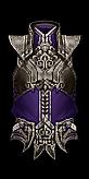 Unique chest set 13 x1 wizard male
