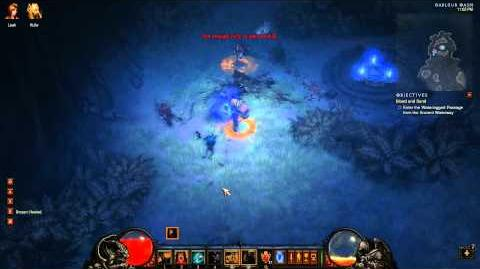 Barbarian Act 2 solo inferno farming guide farming build - Diablo 3