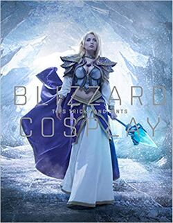 Blizzard Cosplay2