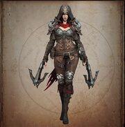 Demon Hunter-DIcncpt