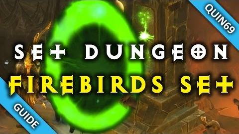 Diablo 3 Set Dungeon - Firebird's Finery (Mastery How To Patch 2.4)