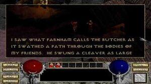 Diablo (1996) - The Butcher 4K 60FPS