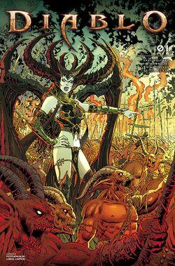 Diablo Comic 1A