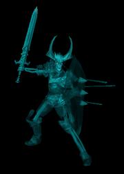 Summoned shield guard