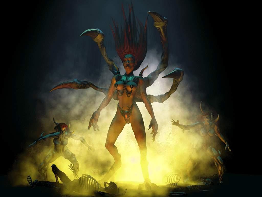 Image result for Diablo II Andariel