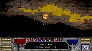 Diablo (1996) - Poisoned Water Supply 4K 60FPS