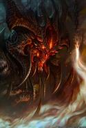 Diablo III concept Diablo