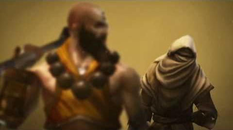 Diablo III - Monk Trailer