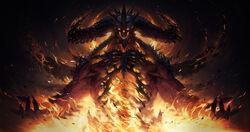 Diablo-skeleton