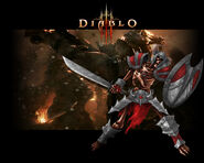 Diablo 3 Skeleton